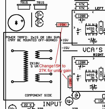 audio compressor schematic    700 x 380