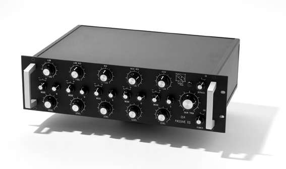 Gyratec G14: Stereo Parallel-passive Equalizer - Gyraf Audio