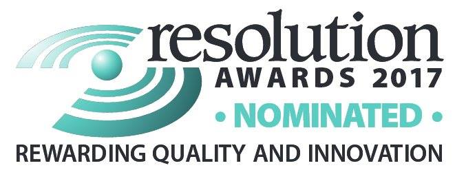 Nominated to Resolution Awards 2017